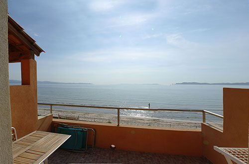Azureor location de vacances hy res location appartement bord de mer presqu le de giens - Restaurant hyeres bord de mer ...